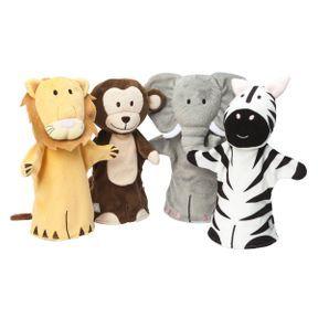 Marionnettes animaux de la jungle, Oxybul
