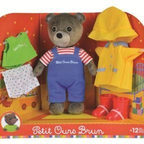Petit ours Brun dressing