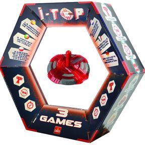 I-Top, la toupie nouvelle génération