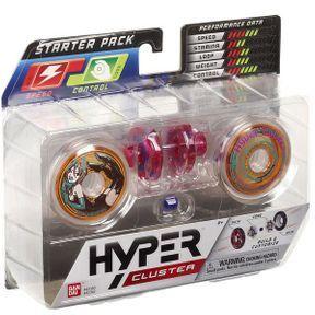 Coffret de démarrage Yoyo Hyper-Cluster