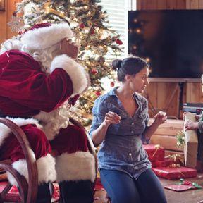 Jouez au père Noël