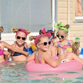 Anniversaire à la piscine