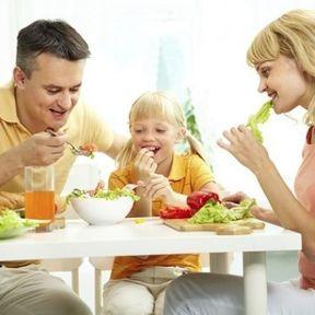 Moins d'aliments peu nourrissants