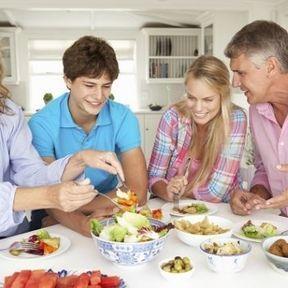 Une meilleure cohésion familiale