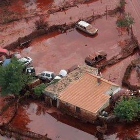Désastre écologique en Hongrie
