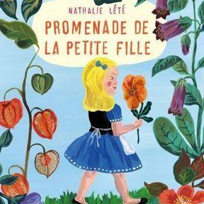 La promenade de la petite fille de Nathalie Lété