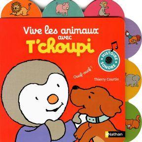 Vive les animaux avec Tchoupi