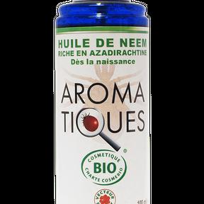 Aroma-tiques – Vecteur Energy