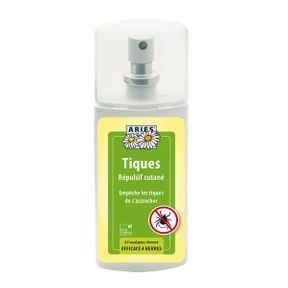 Spray anti-tiques – Ariès