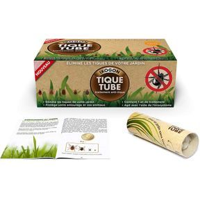 Tique Tube Produit Anti-Tiques pour votre Jardin