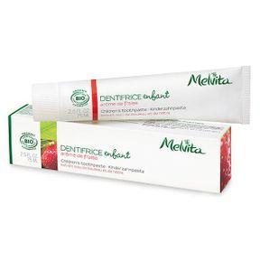 Dentifrice enfant, Melvita