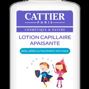 Lotion capillaire apaisante, Cattier