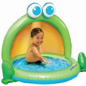 La grenouille préférée de bébé cet été