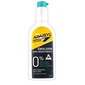 APAISYL ® - Répulsif Moustiques Peaux Sensibles