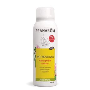 Aromapic Spray atmosphérique BIO de Pranarom
