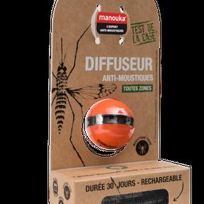 Manouka - Diffuseur anti-moustiques