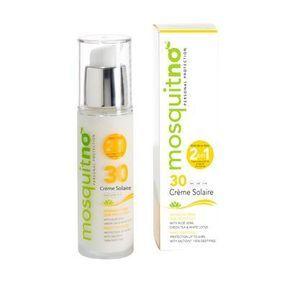Mosquitno - la crème solaire anti-moustiques