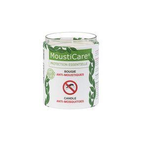 MoustiCare – La bougie anti-moustiques