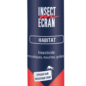 Spray répulsif spécial Habitat, Insect Ecran