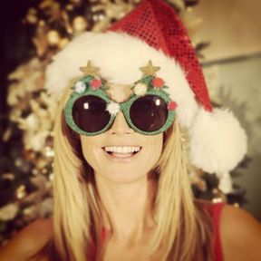 Le Noël d'Heidi Klum