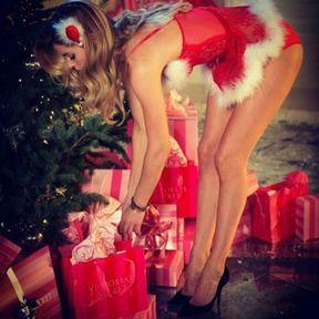 Le Noël de Doutzen Kroes
