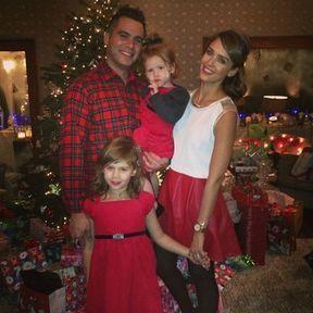 Le Noël de Jessica Alba