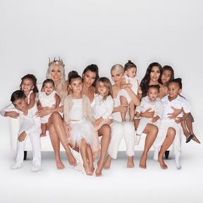 Le Noël de la famille Kardashian