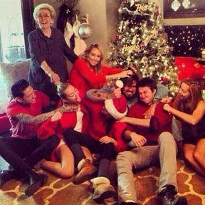 Le Noël de Miley Cyrus