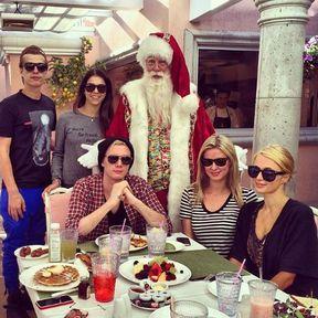Le Noël de Paris Hilton