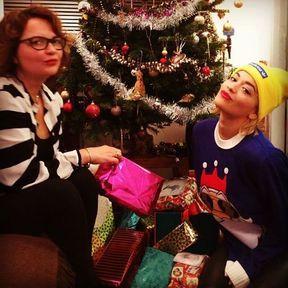 Le Noël de Rita Ora