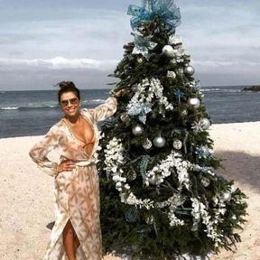 Le Noël d'Eva Longoria