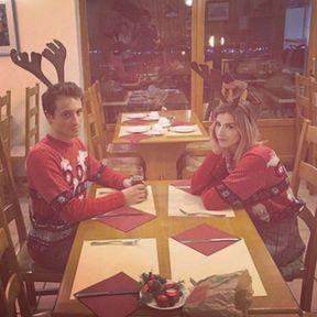 Le Noël d'Hugo Clément et Alexandra Rosenfeld