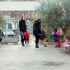 """16h30 : fin de la journée de classe à l'école Montessori """"Les Oliviers"""""""