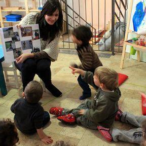 Discussion autour du cahier d'un enfant