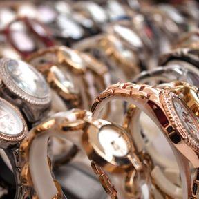 Des bijoux et montres