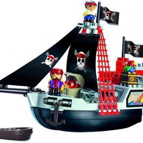 Bateau pirate, Ecoiffier