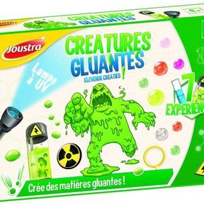 Créatures gluantes, Joustra