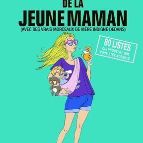 Un livre drôle pour les jeunes mamans