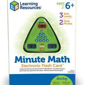 Minute maths
