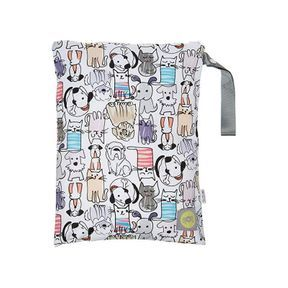 Pochette imperméable Cats & Dogs - Itzy Ritzy