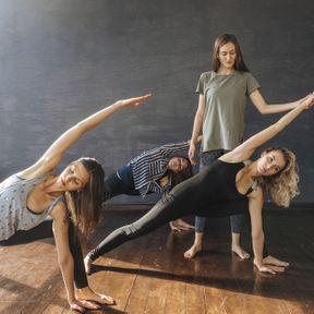 Le Ballet Yoga Flow