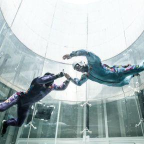 Tester la chute libre indoor