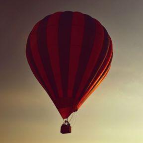 Voler en montgolfière
