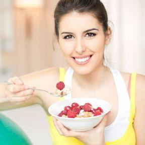 Adaptez vos repas à votre pratique