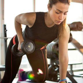 Faites des exercices ciblés de musculation