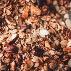 Une recette de granola