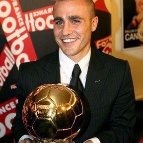 2006 Fabio Cannavaro