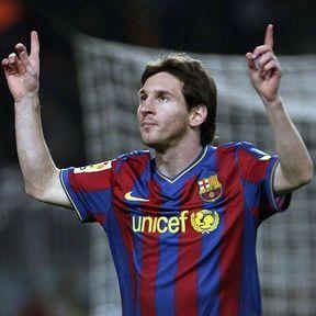 2009 : Lionel Messi