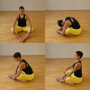 Exercice pour le dos