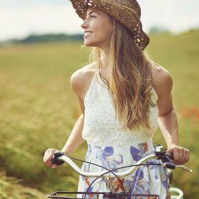 Se muscler tout en se baladant à vélo